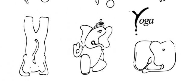 yoga logo entwürfe