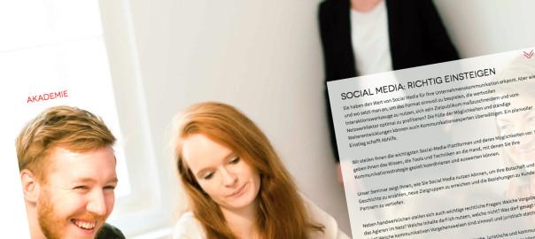 Social Media Seminar in Berlin