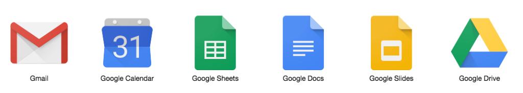 Google App Suite